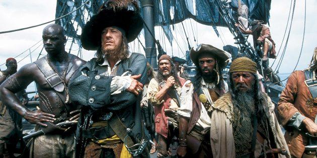 «Пираты Карибского моря: Проклятие Чёрной жемчужины»
