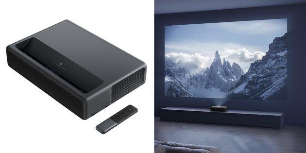 Xiaomi Mijia 4K Laser Projector TV