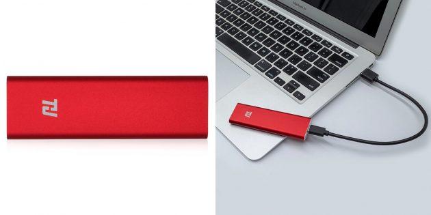SSD-диски THU