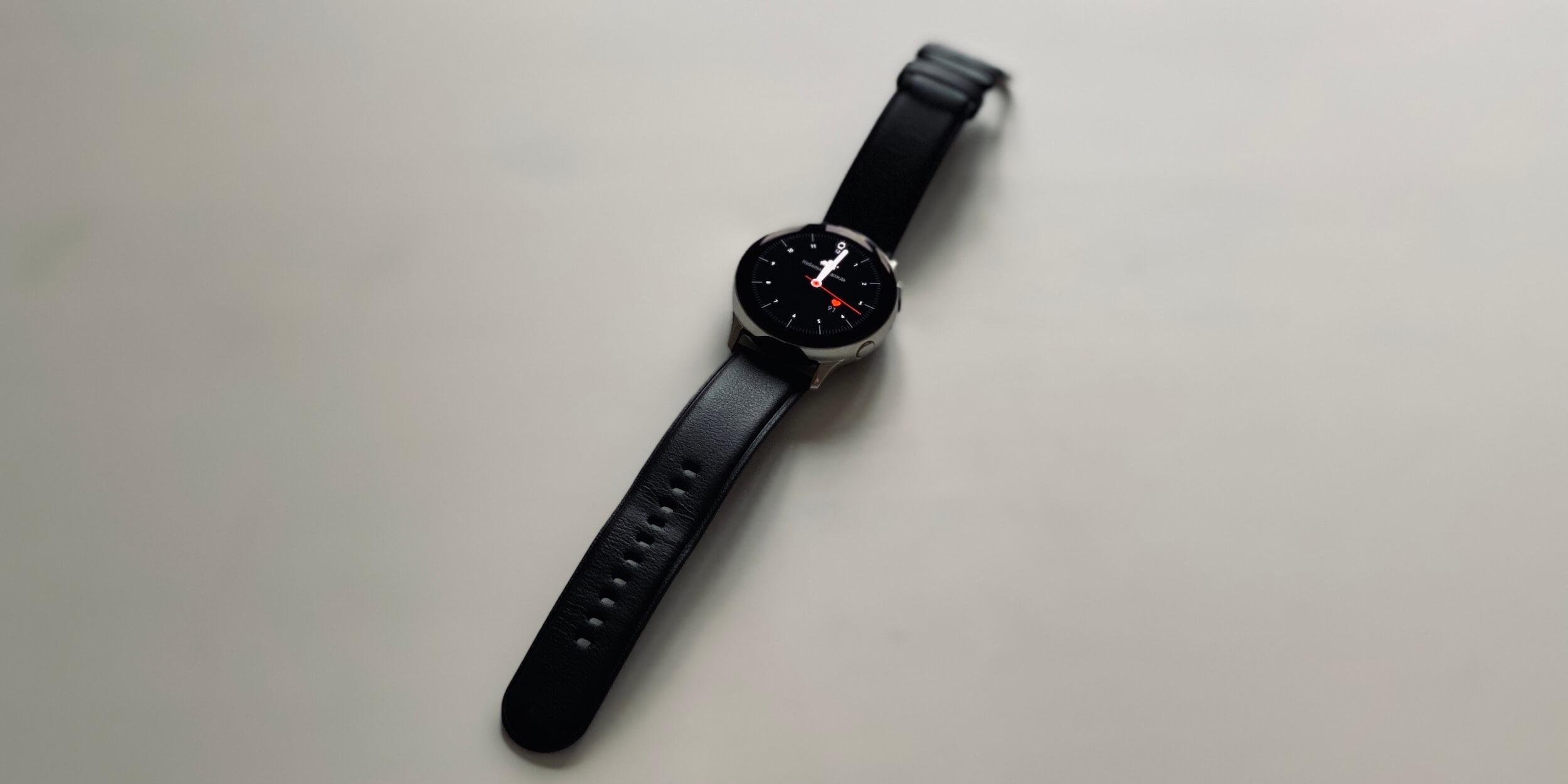 Samsung Galaxy Watch Active 2: общий вид