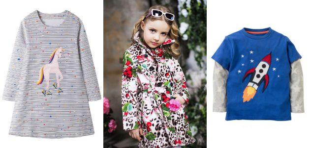 Лучшие магазины детской одежды на AliExpress: Milan Creations