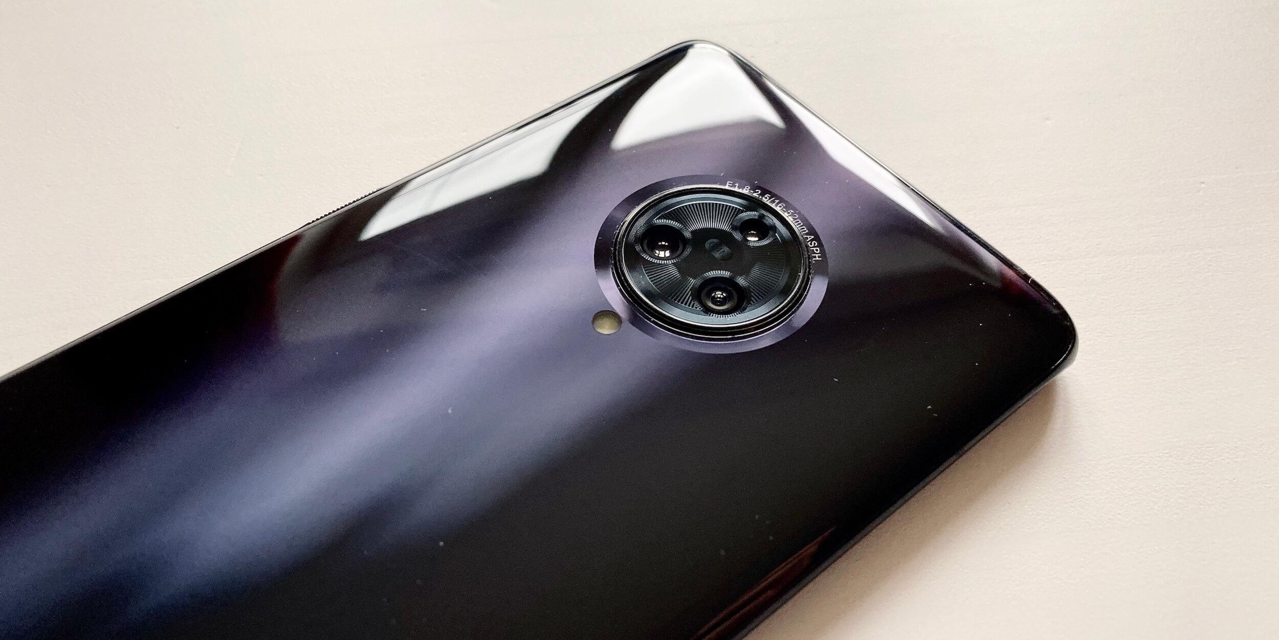 Vivo NEX 3: Задняя панель