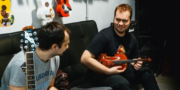 Магазин музыкальных инструментов SKIFMUSIC
