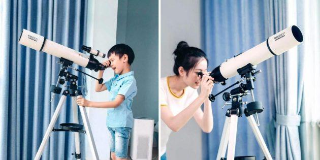 Телескоп от Xiaomi
