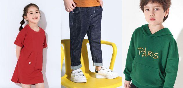Где купить детскую одежду: Pioneer Camp