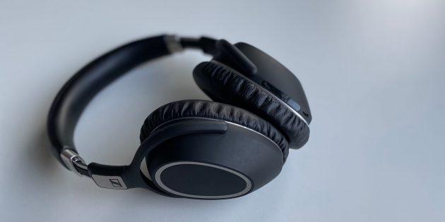 Наушники Sennheiser PXC 550: внешний вид