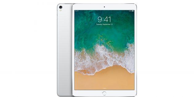 Лучшие планшеты: iPad Pro 10,5