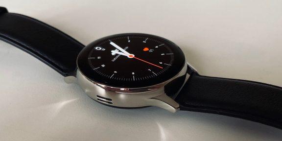 Обзор Galaxy Watch Active 2 —главного конкурента Apple Watch среди умных часов