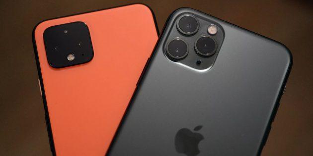 Первое сравнение камер Pixel 4 и iPhone 11 Pro: кто снимает лучше?