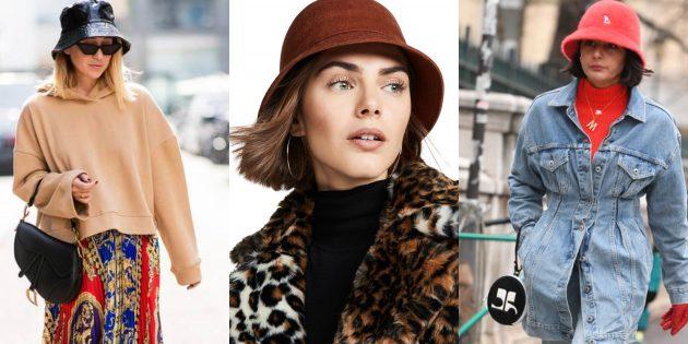 Модные шапки — 2019–2020
