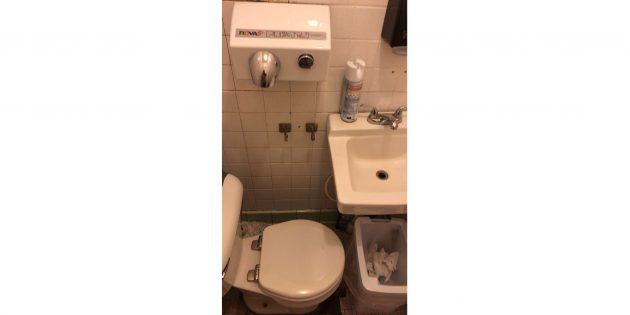 ужасный дизайн туалета