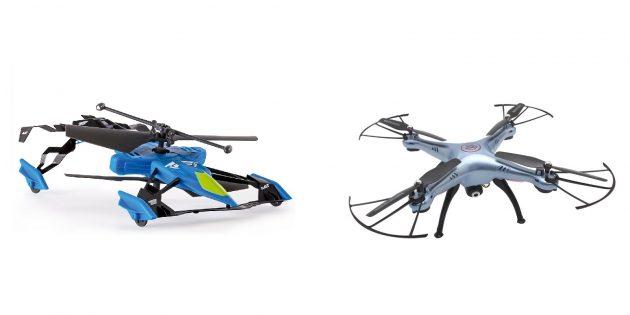 Что подарить парню на Новый год: дрон