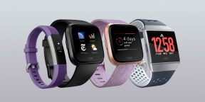 Google покупает Fitbit. Сумма сделки — более 2 млрд долларов