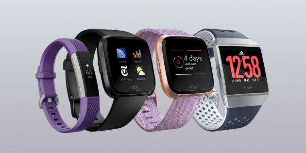 Google покупает Fitbit