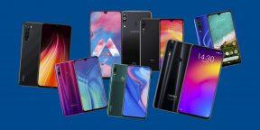 10 крутых смартфонов дешевле 15 тысяч рублей