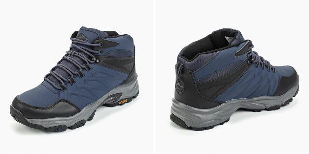 Ботинки от Ascot