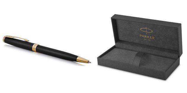 30 крутых подарков друзьям на Новый год: ручка