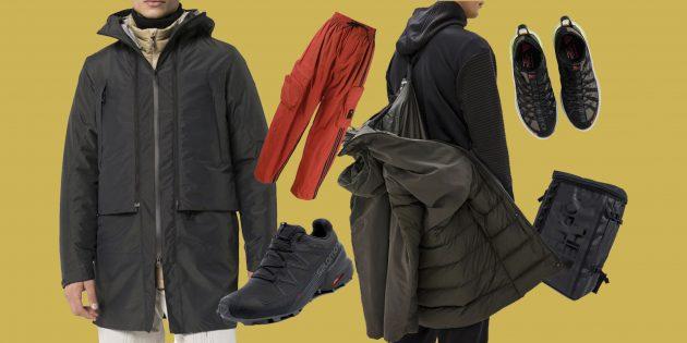 15 крутых вещей в стиле techwear