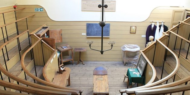 Достопримечательности Лондона: музей самой старой операционной в Европе