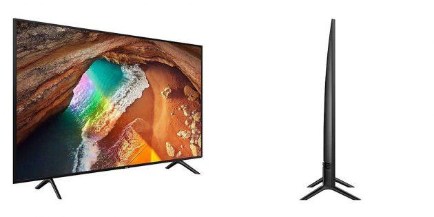 Телевизор Samsung QLED QE55Q60RAUXRU