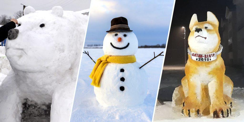 Холодная сказка. Как создают скульптуры изо льда