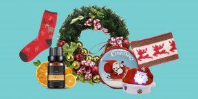 20 товаров с AliExpress, которые помогут создать новогоднее настроение