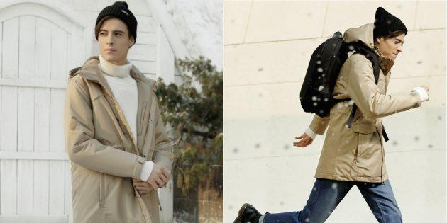 куртка xiaomi
