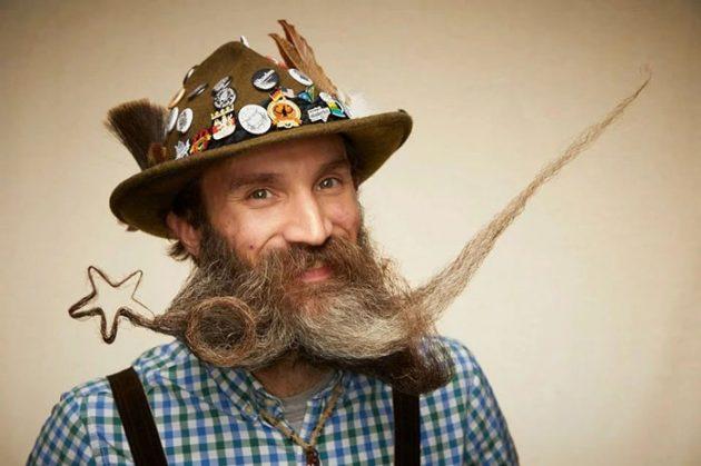 конкурс бород и усов