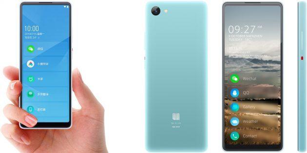 Цена дня: Xiaomi QIN 2 за 5 741 рубль на AliExpress