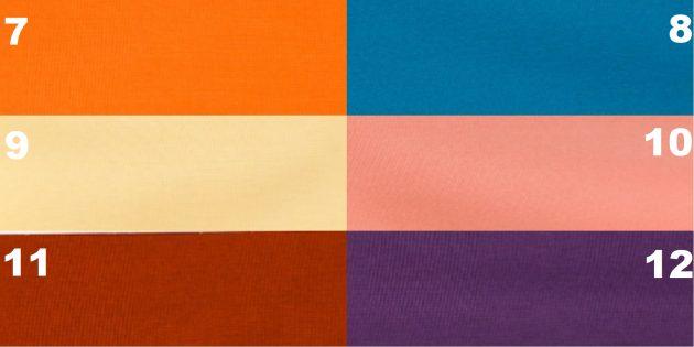 Преобладающие цвета дизайнерских коллекций 2020