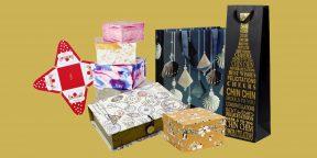 30 классных упаковок для новогодних подарков