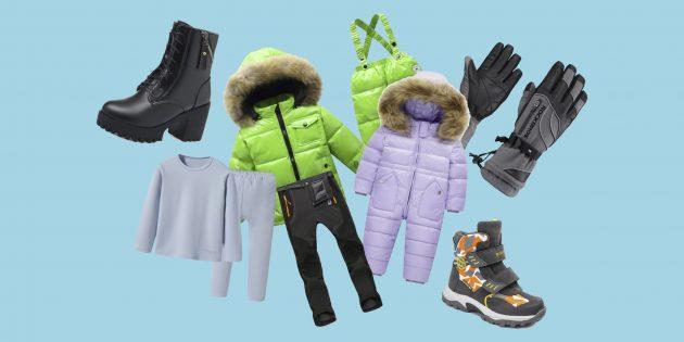 30 тёплых зимних вещей с AliExpress