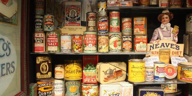 Музеи Лондона: Музей брендов и рекламы