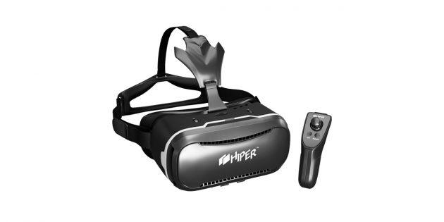Что подарить ребёнку на Новый год: Очки виртуальной реальности