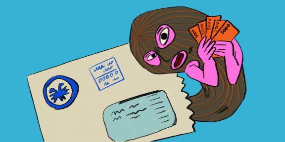 Мошенники рассылают фальшивые уведомления от налоговой. Вот как не попасться на их удочку