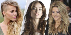 7 женских стрижек на длинные волосы, которые будут в моде в 2020 году