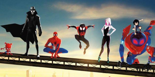 Мультфильм «Человек-паук: Через вселенные» получит продолжение