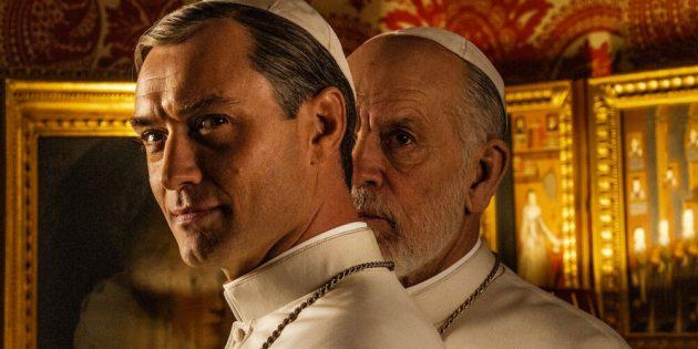 Вышел второй трейлер «Нового папы» — продолжения «Молодого папы» с Джудом Лоу и Джоном Малковичем