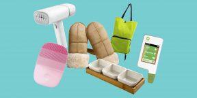 Находки AliExpress для женщин: нитратомер, набор керамической посуды, робот-пылесос