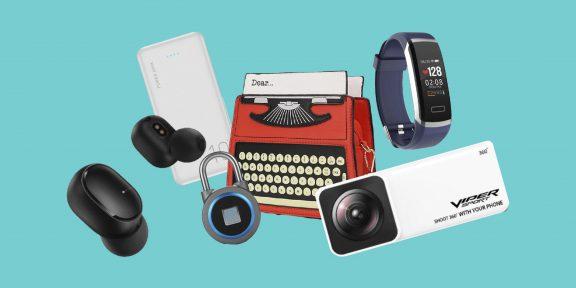 Находки AliExpress для женщин: массажёр Xiaomi, сумка в виде пишущей машинки и пауэрбанк