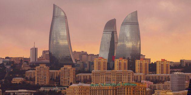Новогодний отдых в Азербайджане