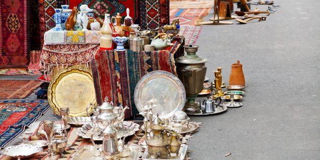 Поездка в Армению: сувениры на рынках можно купить дешевле