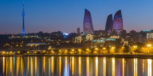 Отдых в Азербайджане зимой