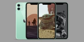 Подборка: 8 обоев для смартфона по мотивам сериала «Мандалорец»