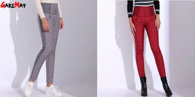 Прогулочные штаны