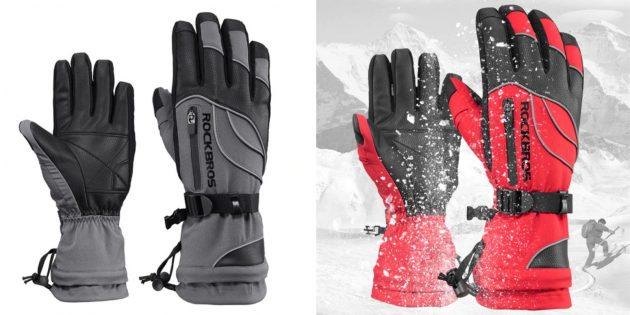 Болоневые перчатки