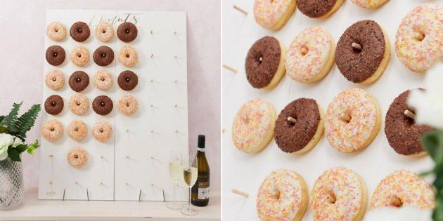 Доска для пончиков