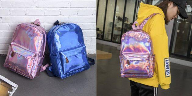 Голографический портфель