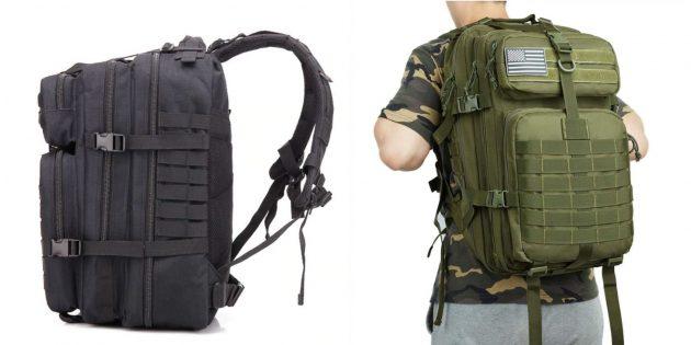 Недорогой армейский рюкзак