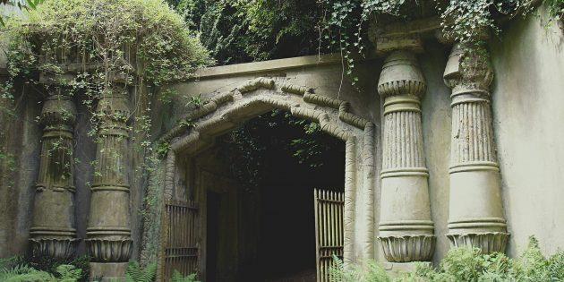 Что просмотреть в Лондоне: кладбище Хайгейт
